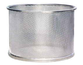 Drilled Screen Basket, Drilled Screen  Basksets Manufacturer